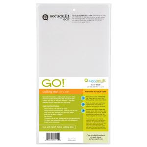 "AccuQuilt, Go!, 55110, Cutting, Mat, 5"", Inches, 10"", Inch, accu, quilt"