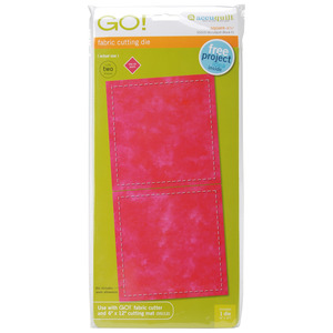 "AccuQuilt, Go!, 55019, Die, Square, 4-3/4"", cutting, quilt"