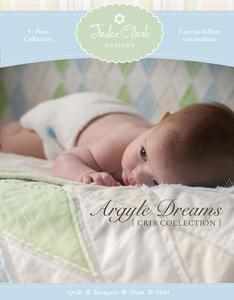 Jackie Clark  Argyle Dreams Crib Collection Pattern