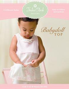 Jackie Clark  Baby Doll Top Pattern