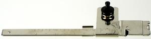Janome 51 202135007 Circular Sewing Attachment, Pivot Pin for Decorative Stitches