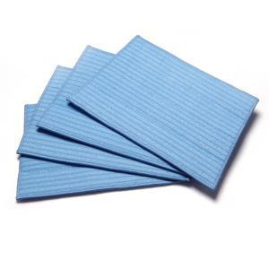 Haan,RMF4X, Floor, Sanitizer, Ultra, Microfiber, Washable, Cleaning Pads, - Set of 4 (Blue) for  SI35, SV60 and MS30 Steam Cleaners