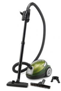 Royal SR30010 Lexon S10 Compact Canister Vacuum Cleaner Green +3Yr Exclusive Parts and Labor Extended Warranty*