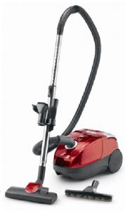 Royal SR30015, Lexon S15, 11A, Lightweight, HEPA, Canister, Vacuum Cleaner Red, 17' Cord Rewind, Telescope Wand, Adjustable Suction, 360 degree Swivel Hose, Full Bag Warn