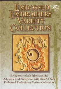 Dakota Collectibles 970390 Embossed Embroidery Variety Collection Multi-Formatted CD