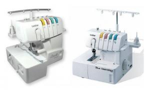 BrotherLock 1034D Freearm Serger 3&4 Thread +2340CV 2&3 Needle 3-6mm Cover Hem Stitch Machine, All 6 Guide Feet, 100 Needles, 12 Threads, 2 CDs Taiwan
