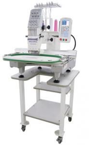Ricoma RCM-0601PT 6-Needle Embroidery Machine, 1 Million Stitch, USB Port, 11 Hoops to 22x16