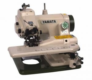 Yamata FY500  All Metal Portable Blindstitch Hemmer Sewing Machine  with Curved Needle, Skip Stitch & Knee Lifter - 50 FREE NEEDLES!