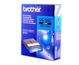 Brother, BGC5000C5010002, Cyan Ink Cartridge, GC-50C, 500cc  for Brother GT-541, Direct to Garment Printer, GT541