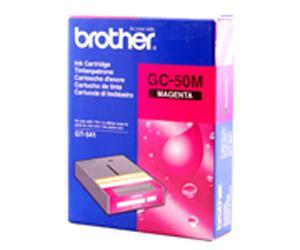 Brother GC-50M50 Magenta Ink Cartridge 500CC for GT541 GT782 Printersnohtin