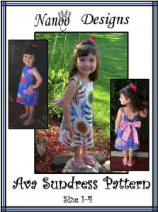 Nanoo Designs Ava Sizes 1-4
