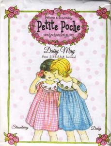 Petite Poche WSP21 Daisy May Sz 2-8yrs