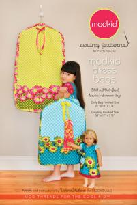 modkid MOD14 Dress Bags Pattern