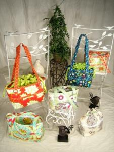 Serendipity Studio SDG97 Carmen Convertible Bag Pattern