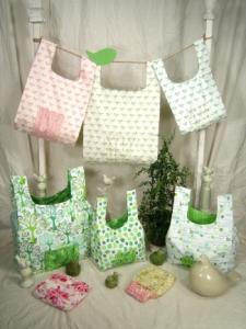 Serendipity Studio SDG96 Dharma Eco-Friendly Bag Pattern