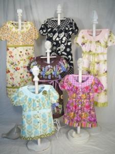 Serendipity Studio SDG101 The Olivia Dress Pattern