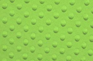"Shannon Fabrics Cuddle Dimple Lime 100% Polyester 58"" Fabric"