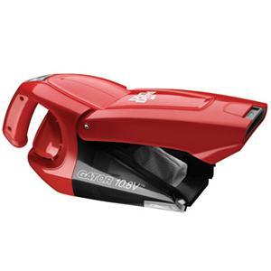 Dirt Devil BD10100 Gator Bagless Hand Held Vacuum - 10.8v, Red, Dirt Cup, Cordless, Crevice Tool