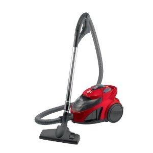 Dirt Devil SD40010 EZ Lite Bagless HEPA Canister Vacuum Cleaner 12 Amp