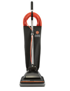Hoover, C1631, Commercial, Guardsman, Cloth, Bag, Upright, Vacuum, Cleaner, 12, Path, 4, Height, 50, Cord, Steel, Brush, roll, Axle, 6, Amp, Motor, Allergy, Filter, Your, Toughest, Cleaning, Job