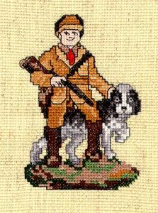 Sudberry House D2500 Sporting Life - 15 Digitized Machine Cross Stitch Designs