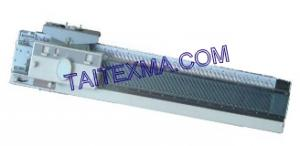 Taitexma, TR850, (Brother KR850), Ribber, Ribbing, Attachment, for th860, TH868, Punchcard, Knitting Machine, Requires, Metal, or Wood Table, for Knitted Fabric Feeding