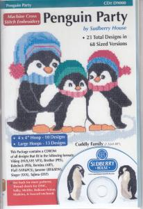 Sudberry House D9000 Penguin Party Multi-Formatted CD