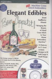 Sudberry House D4900 Elegant Edibles  Multi-Formatted CD