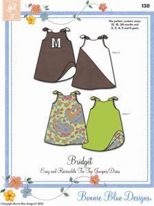 Bonnie Blue Bridget BBDP138 Dress Collection sz 12mo-6yrs