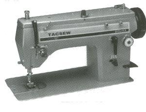 Tacsew 20U43 Zig Zag Sewing Machine with Table, Stand and 1725 RPM Motor 1/2HP - BR DEMO