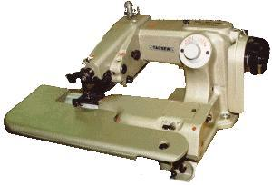 Tacsew T1718 3 Full size Blind  Stitch Industrial Sewing Machine  with 1/2HP Power Stand 1725 RPM Motor