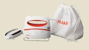 Haan, TS30, TS-30, Voyager, Travel, Steamer, &, Sanitizer, Iron, 900W, 212°F, 1.69 fl oz, 30sec Heatup, 4min Operation