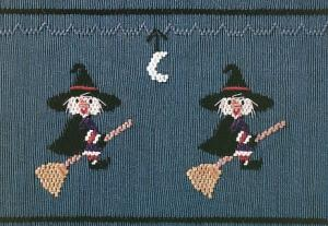 Little Memories Which Witch is Which LM81 Smocking Plate