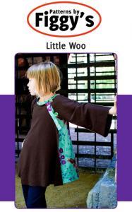 Figgys Little Woo Pattern Size 12m-6/7yrs