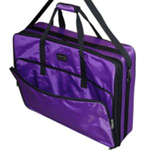 "Tutto 6226EM Embroidery Arm Unit Tote Bag 26x20x6"" with Straps and Pockets, for Larger Machines up to Bernina 830/880*"