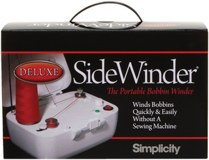 SIDEWINDER-DELUXE SIDEWINDER, Simplicity 881715 Sidewinder Deluxe Bobbin Winder, for Class 15-66-M-L