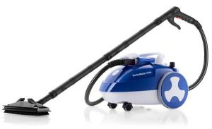 Reliable, Enviromate, VIVA E40 FS,  Continuous, Water Fill, Steam Cleaner, 245ºF, 4 Min Heat up, 1700W, 320ºf Boiler, 72PSI, 5 Bar Guage, 16' foot Cord, 10' foot Hose, 14 Tools, 15 Lbs, ITALY