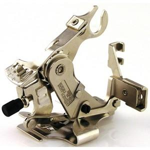 All Metal Ruffling Device for Normally Left Needle Position Sewing Machines, not for Center Needle Position Machines