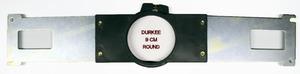 "Durkee PR09, 9cm, 3.5"", (3 3/16""Diameter), Round, Embroidery Frame, Hoop, & Brackets, for Brother PR600, PR620, PR650, PR1000, BabyLock, EMP6, BMP8, BMP9 ,ENT10"