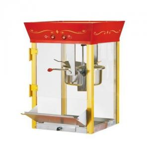 Nostalgia Electrics™ LPM-530 Vintage Collection™ Old Fashioned Movie Time Popcorn Maker, Red