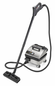 Vapor, Clean, Pro, 6, Steam, Cleaner, Continuous, Fill, Accessories, 1800W, 75PSI, 15', Cord, Heats, 4, Minutes, 11.5', Hose