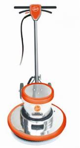 "Hoover CH81005 Ground Command Commercial Floor Machine 17""W 175 RPM, Triple Planetary High Torque Transmission, Metal Heavy Duty, 1.5HP 50'Cord 104Lb"