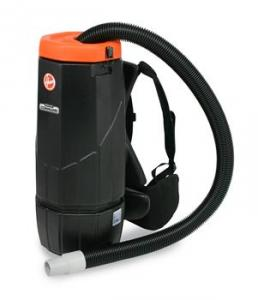 Hoover CH85005 Ground Command Commercial BackPack Vacuum Cleaner, Lightweight, 10 Quart, 1.5HP Two Stage Motor, HEPA Motor Filter