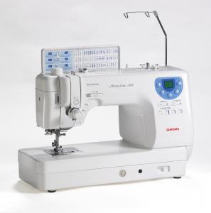 "Janome, MC6300P, 846D, mc6500, 6300p, 6500p, 9"" inch Arm, Sewing, Quilting, Machine, 1000 SPM, 63 Stitches, 4 Buttonholes, LCD Screen"