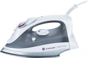 Singer CF.01 Classic Finish Iron Vertical & Burst Steam, 1700W, 3 Tempsnohtin