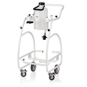Reliable Enviromate PRO Commercial Trolley System with Water Feed, Wheels (Anti-track, Certified for Hospitals), Water Bottle & Feed Kit