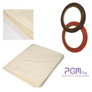 "PGM Pro 801E-A Muslin Fabric (10 yds) 45"" Inch Wide"