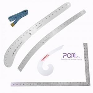 "PGM Pro 806A-A FairGate L-Square(24"") with Pattern Tools Set"