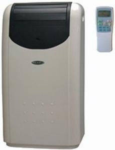 Soleus Air LX-140BL DB All Season Comfort Control, 14000 BTU AC Air Conditioner, 14200 BTU Heater, Dehumidifier, Air Cleaner, 64-90˚F, 500 Sq Ft