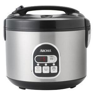 Aroma ARC-848SB 16-Cup Digital Cool-Touch Rice Cooker
